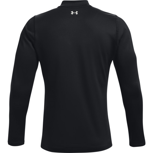 Under Armour ColdGear Infrared Golf Mock Base Layer reverse