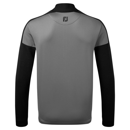 FootJoy Chill Out Xtreme Ribbed Golf Pullover reverse