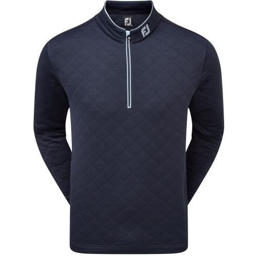 FootJoy Diamond Quilted Chill Out Extreme Golf Pullover
