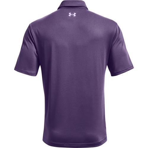 Under Armour Mens Playoff 2.0 Bodega Stripe Polo Shirt reverse