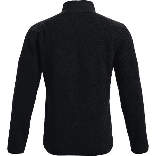 Under Armour Mens Pile Sweater Fleece Golf Top reverse