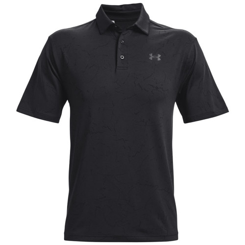 Under Armour Mens Playoff 2.0 Backwoods Print Polo Shirt