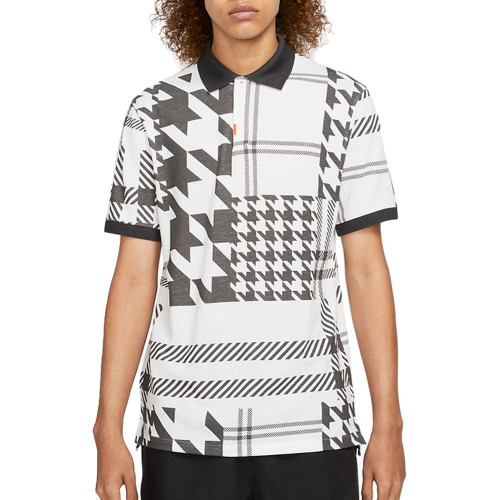 Nike Golf The Plaid Mash Polo Shirt